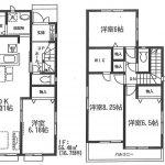 習志野・袖ヶ浦/新築分譲住宅H29年10月完成予定!駐車スペース2台可♪